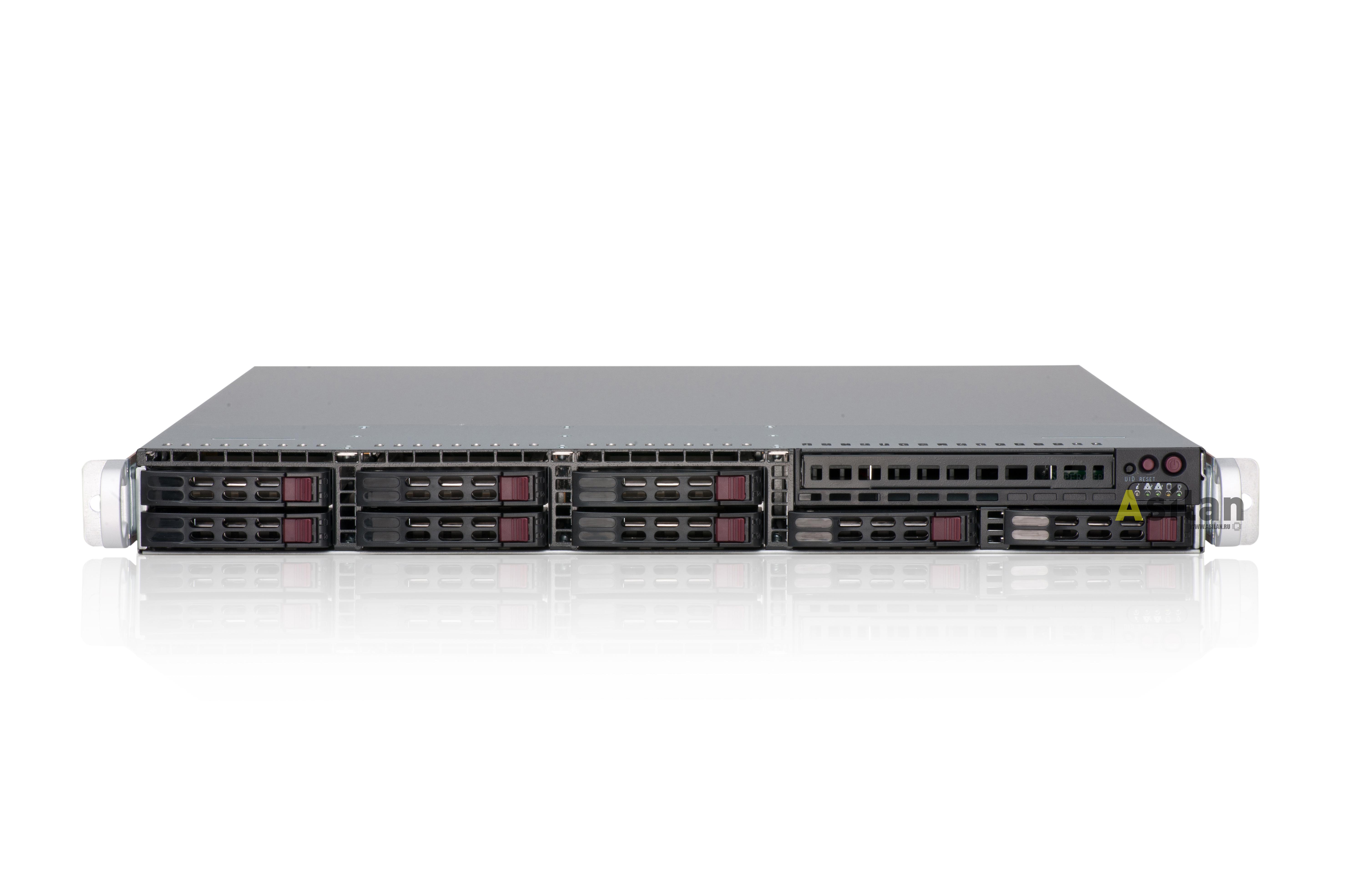 Asilan Server AS-R100
